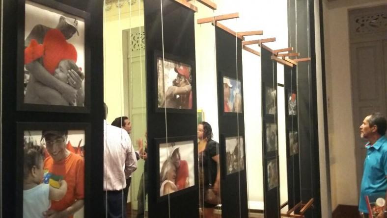 Abertura da Exposição fotográfica #DédaPresente reúne um grande público