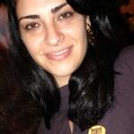 A publicitária Carolina Bueno
