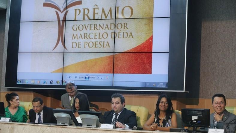 CMA realiza 2ª edição do Prêmio de Poesias Governador Marcelo Déda