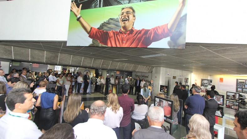 Tribunal de Contas de Sergipe homenageia Marcelo Déda
