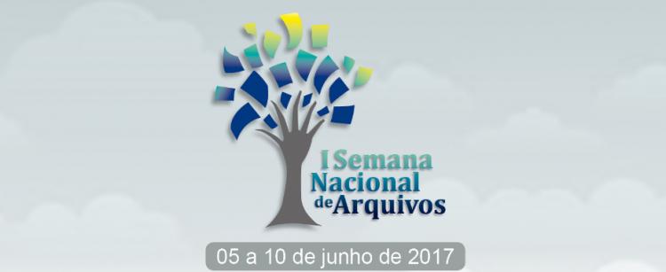 I Semana Nacional de Arquivos