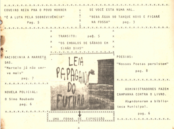 Papagaio do Futuro, 1980